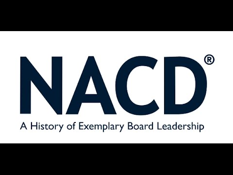 The History of NACD