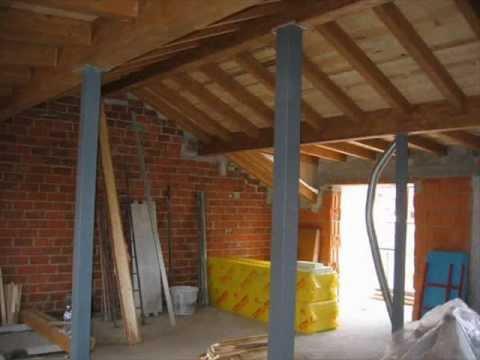impresa zanon rifacimento tetto in legno lamellare youtube