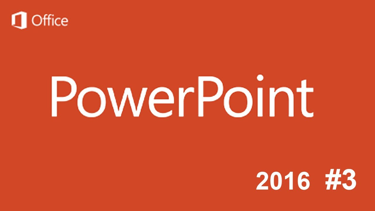 PowerPoint 2016 - Show Developer Tab and Enable Macro - Tutorial 3