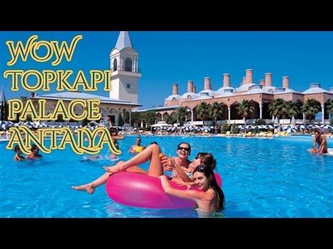 Best Hotels in Antalya │WOW Topkapı Palace  │Holiday Paradise