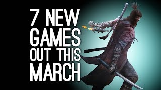 7 New Games Out In March 2019 For Ps4, Xbox One, Pc, Switch