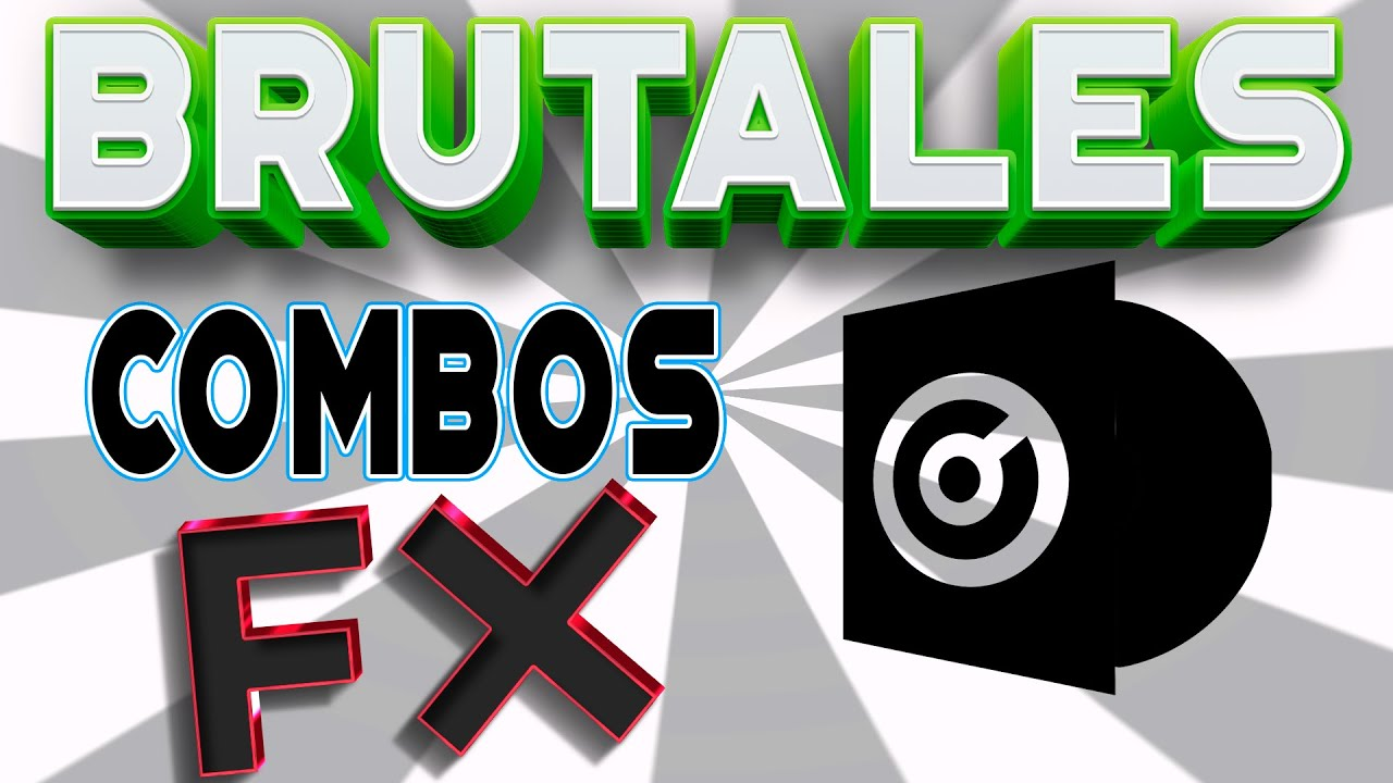 INCREIBLE ‼️ pack de  COMBOS FX - Virtual Dj 2021 → free