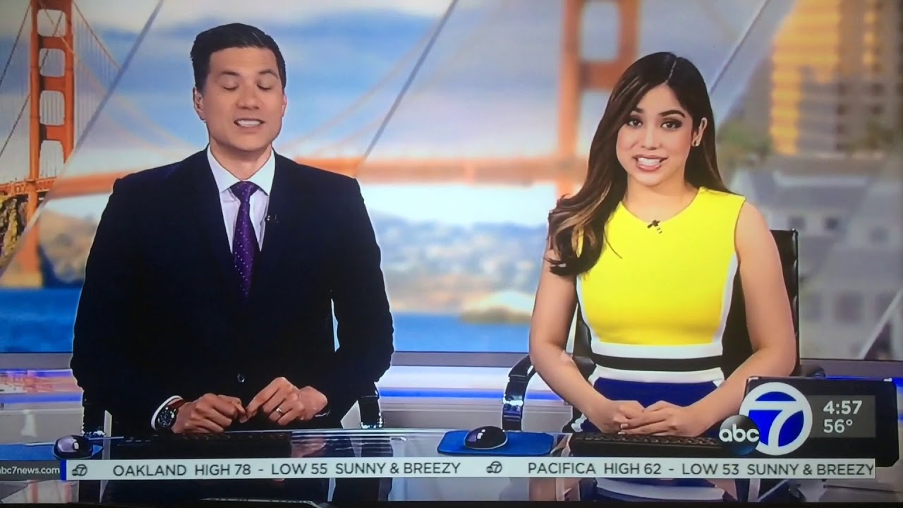 KGO ABC 7 News Mornings at 5am open June 13, 2018