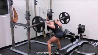 Women's Bodybuilding - Excellent video hd(fitness model female training - Ashley Kaltwasser , noemi olah , Sarah LeBlanc , Christina Fjaere , Narmin Assira , Janet Layug , Anna Starodubtseva , Janet ..., 2016-02-07T16:52:59.000Z)