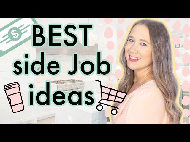 BEST Part Time Jobs To Make Extra Money 2021! - LiteTube