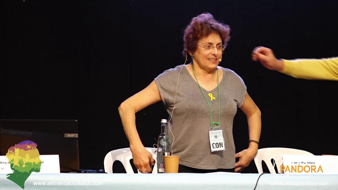 La doctora Montserrat Palacín