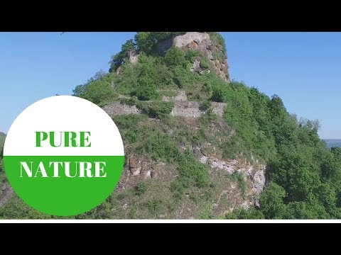PURE NATURE: Der Fels - The Rock in GERMANY