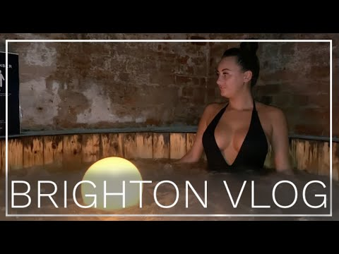 BRIGHTON VLOG I Harbour Hotel and Spa