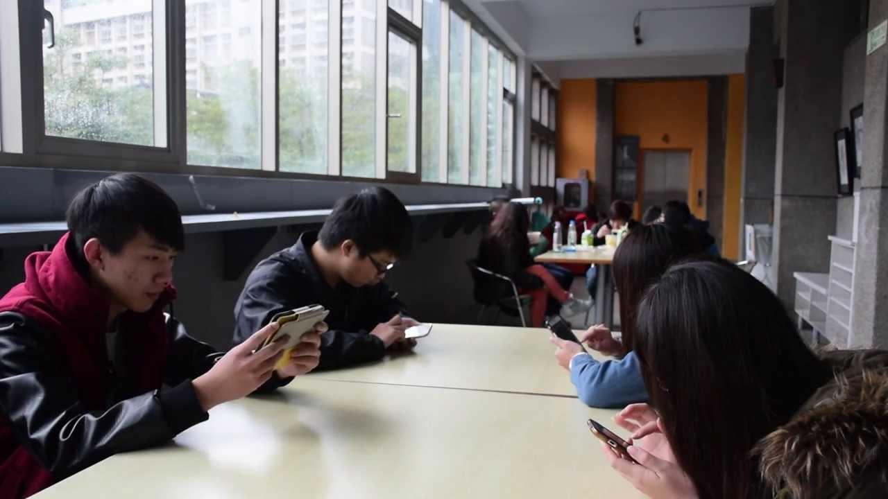 102年 - 龍華科大《校園低頭族》學生自製短片 - YouTube
