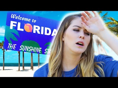Signs You Grew Up In Florida