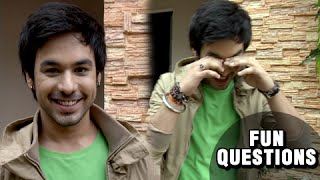 Manish Goplani aka Bihaan Answers Funny Questions | Interview | Thapki Pyaar Ki