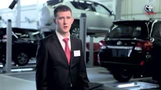 Скрип при торможении на Toyota  как исправить