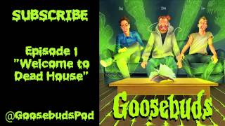 Goosebuds Ep 1 - Welcome To Dead House