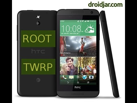 How to root your HTC desire 610 full video 2016