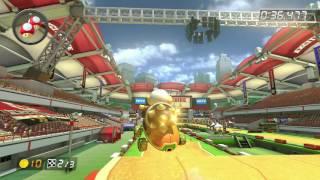 Excitebike Arena - 1:33.905 - Vιcτrσηγχ (Mario Kart 8 World Record)