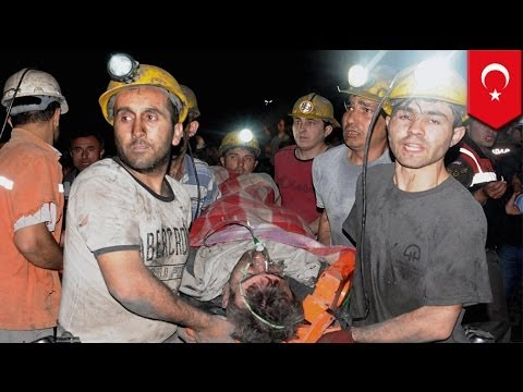 Turkey Soma coal mine blast: At least 274 miners confirmed dead, hundreds trapped inside