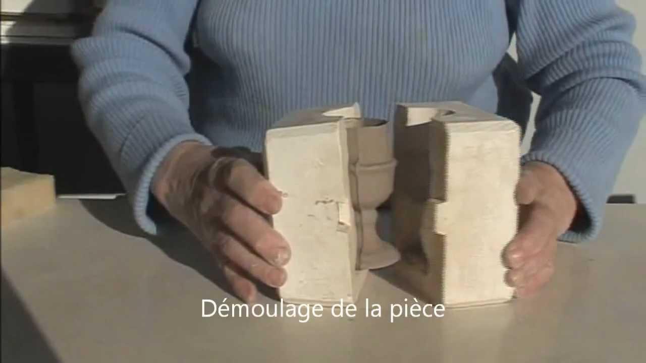 Moule pour ceramique