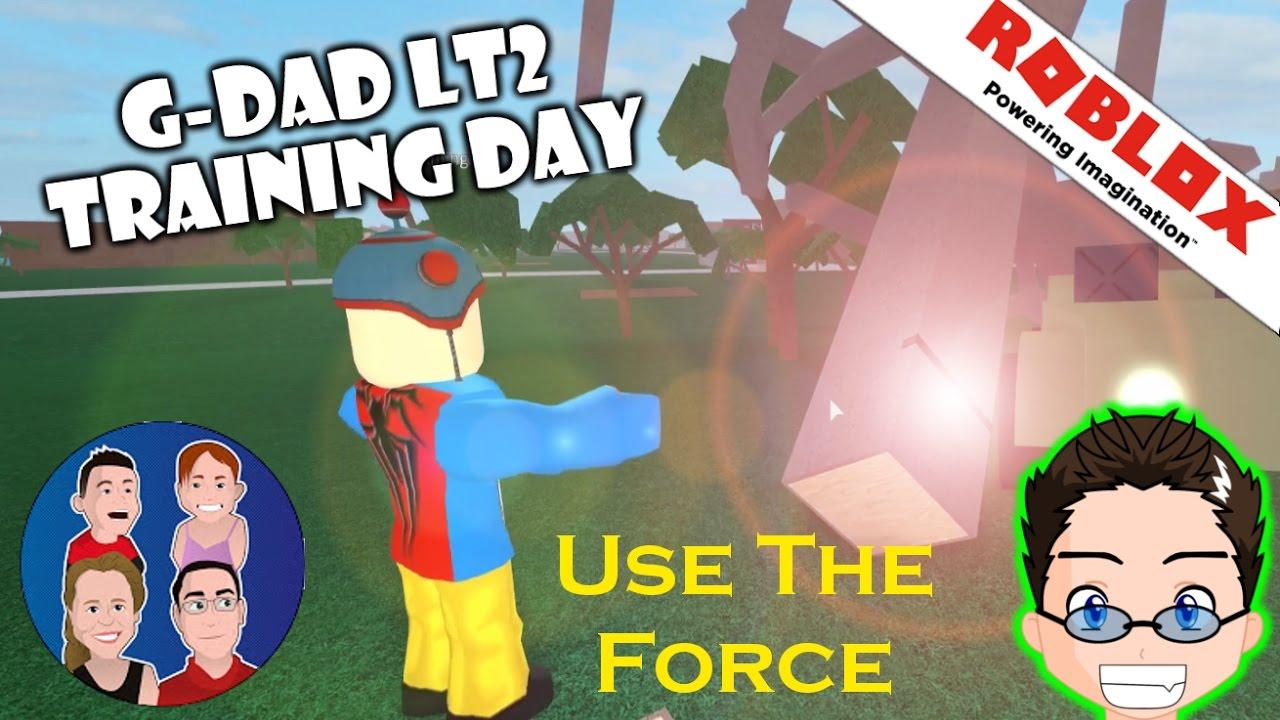 Lumber Tycoon 2 - G-Dad Training Day - YoutubeDownload pro