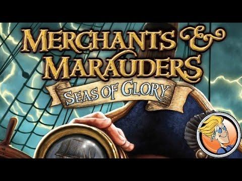 Merchants & Marauders: Seas of Glory overview — Spielwarenmesse 2015