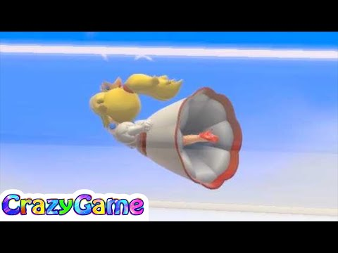 Super Mario 3D World 100% Walkthrough #6 (All Collectibles, 4K 60fps)