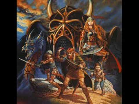Dragonlance Fury of the holy steel
