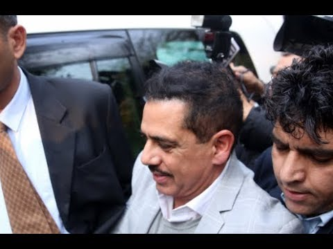 Enforcement Directorate records Robert Vadra's statement