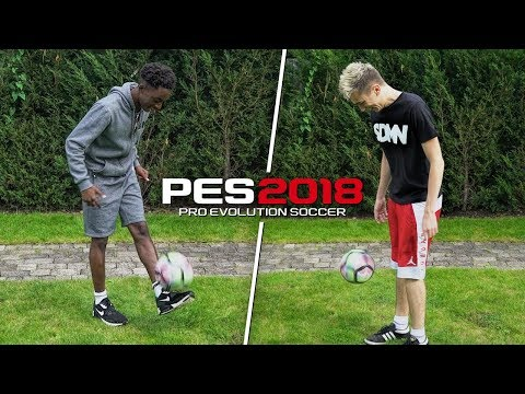 FOOTBALL X PES!