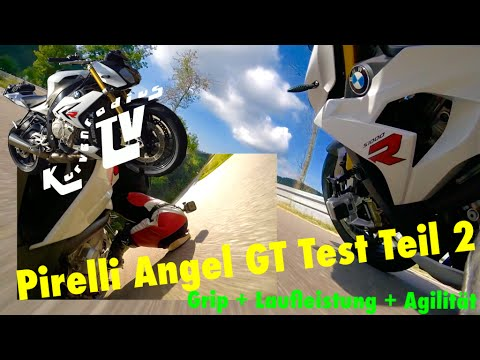 pirelli angel gt test teil 2 laufleistung agilit t. Black Bedroom Furniture Sets. Home Design Ideas