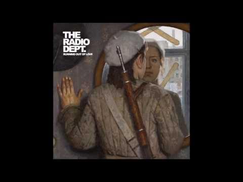 The Radio Dept. - Running Out Of Love (Full Album)