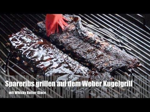 Spareribs Weber Gasgrill Schnell : Saftig knusprig so grillen sie perfekte spareribs auch auf dem
