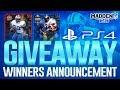 MUT 25: PS4 Giveaway WINNERS! | Jerome Bettis + Barry Sanders (via @ZestosePs)