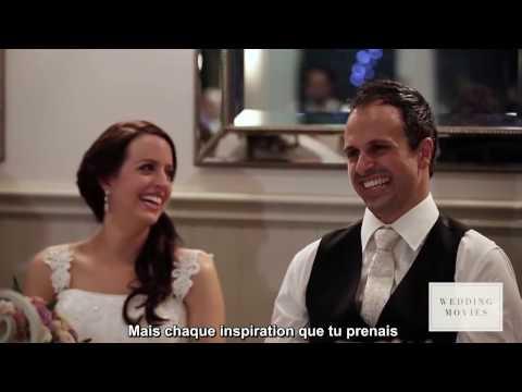 Le plus beau discours de mariage en chanson jamais entendu