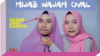 Hijab Sesuai Bentuk Wajah Oval