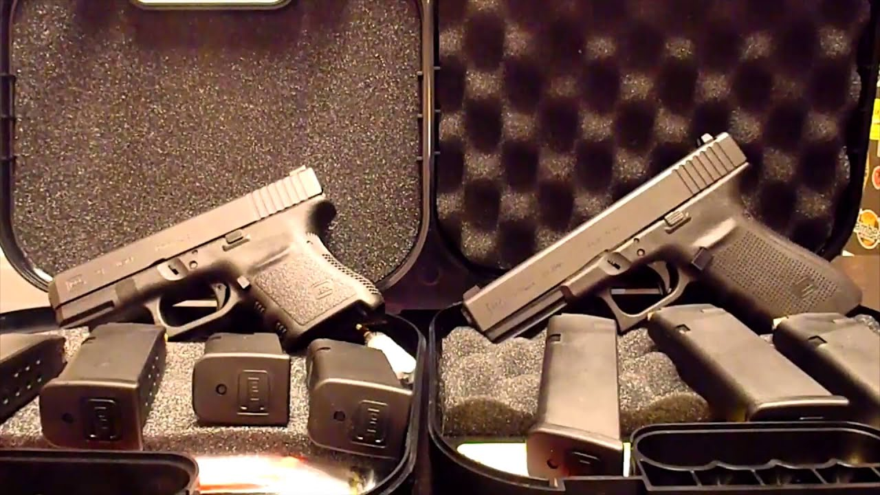 Glock 20 & 29 upgrades