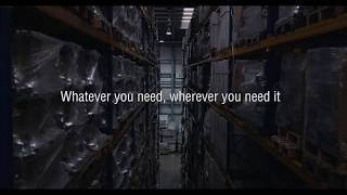 Werner Ladder UK - Welcome to our UK distribution centre