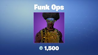 Funk Ops | Fortnite Outfit/Skin