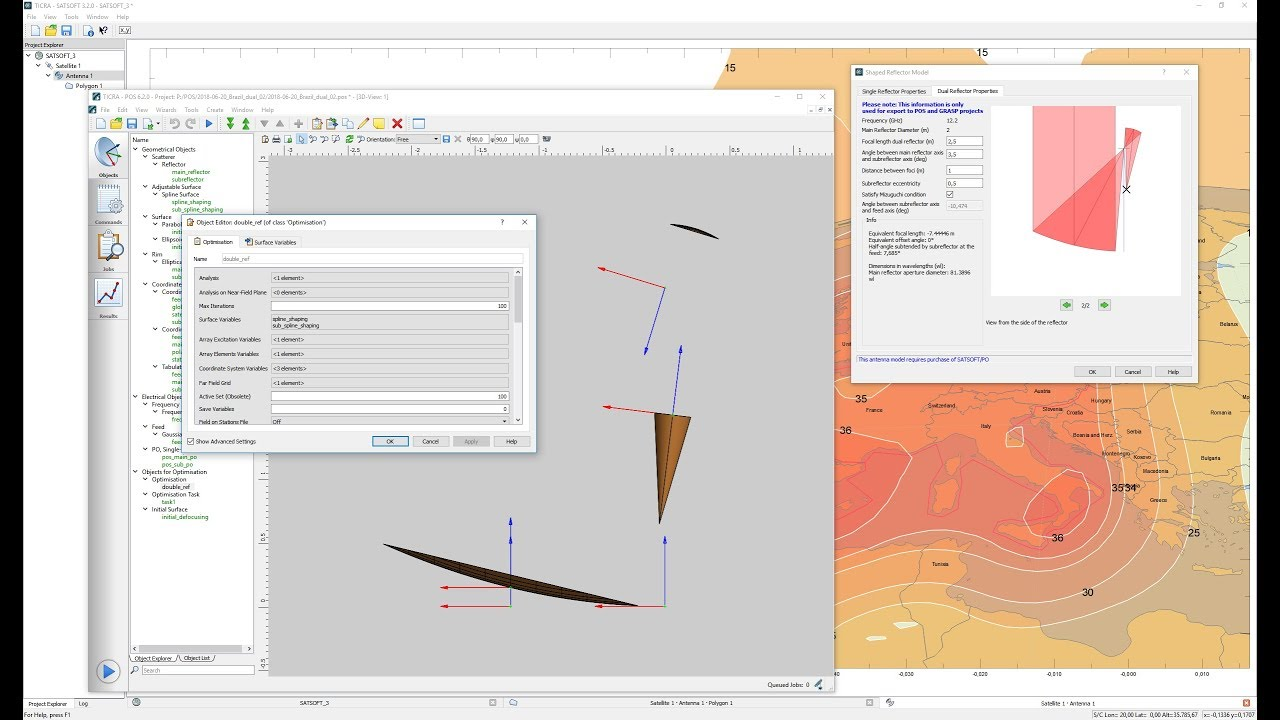 Speed up your design workflow with SATSOFT 3 2 release - TICRA