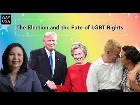 Gay USA: The Election and the Fate of LGBT Rights