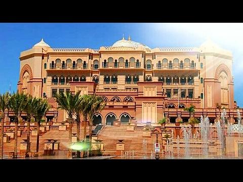 Emirates Palace Hotel Abu Dhabi 2020
