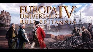 EU4 Rule Britannia Livestream Tomorrow at 7 AM EST