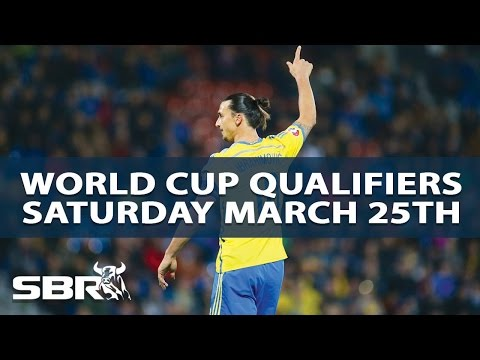World Cup Qualifiers | Soccer Picks of the Day | Saturday 25th March