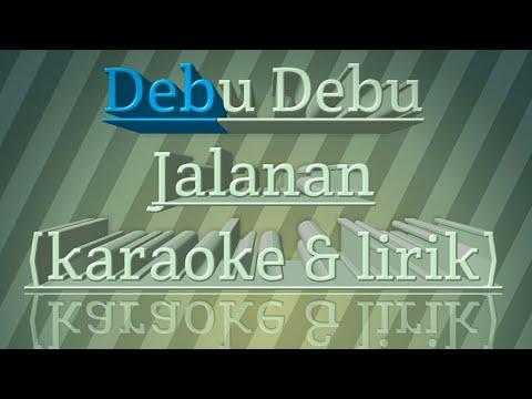 Debu Debu Jalanan Karaoke Roland Bk5-sempling