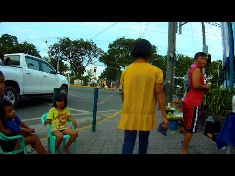 DOWNTOWN TO PLAZA INDEPENDENCIA, Sunday crowds, Cebu City, Philippines