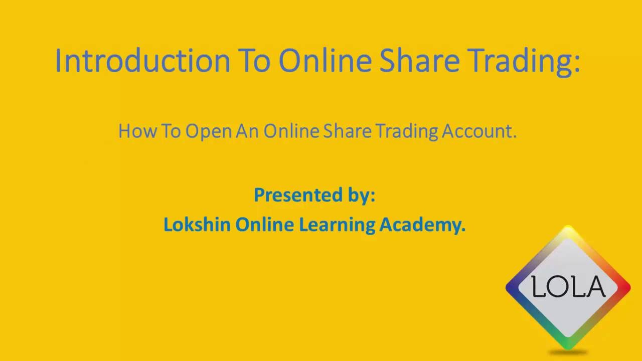 How To Buy Shares On The JSE | STEP 1: How To Register An ...
