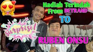 Gambar cover Mulut Netijen #10 KADO TERINDAH DARI BETRAND PETO UNTUK RUBEN ONSU