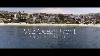 992 Ocean Front in Laguna Beach, California