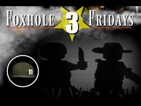 Foxhole Fridays Live Episode 3