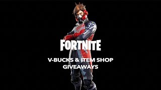 "Gifting ""Ether"" Skin (Fortnite Live)(Fortnite Giveaways)(Subscribers Only)"