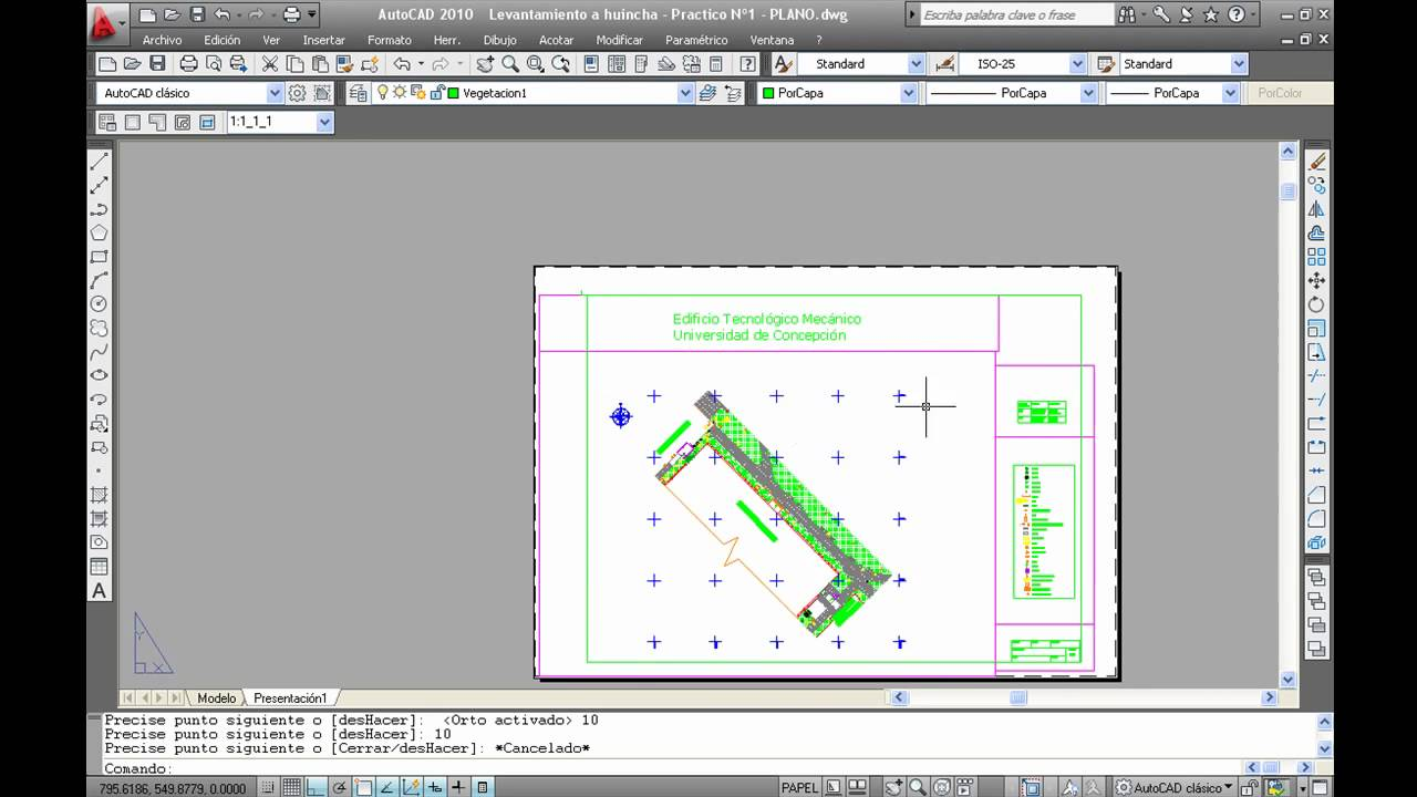 Free AutoCAD Tutorial series  learn from basics to