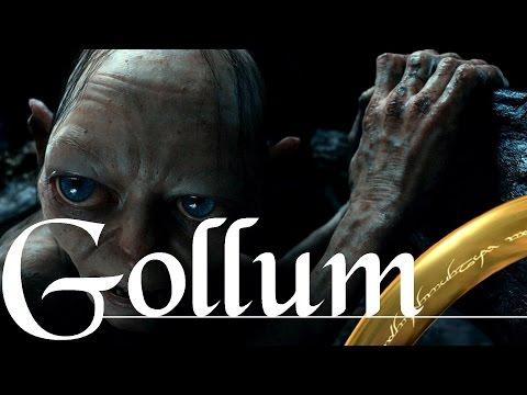 How Smeagol became Gollum